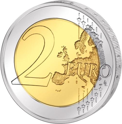 2 euro Francja Simone Veil 2018