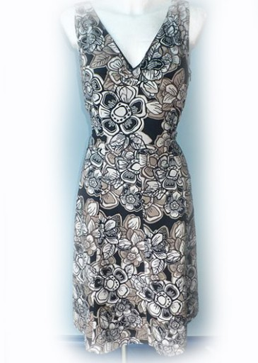 1563ac17c7 Piękna sukienka CAROLL!!! R - 36 38 (7506831740) - Allegro.pl ...