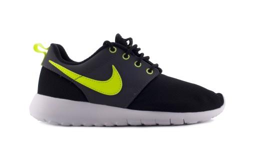 outlet na sprzedaż Najlepsze miejsce kup tanio Nike Rosherun GS 599728 022 r.35,5