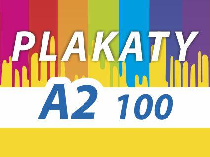 Plakaty A2 100 Szt 48h Super Jakość Plakat Fv