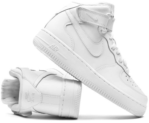 on sale 0b248 5d194 Buty Damskie Nike Air Force Mid 314195-113 r.36,5 7594796290 - Allegro.pl