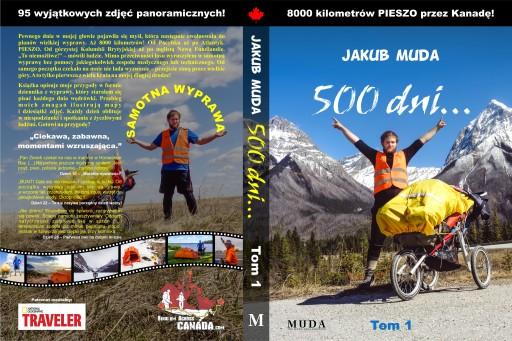 "Książka ebook ""500 dni..."" - Jakub Muda"