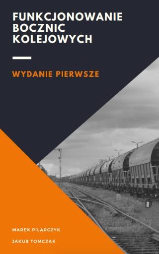 Książka Funkcjonowanie bocznic kolejowych
