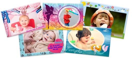 FOTO-MAGNES ze zdjęciem na lodówkę PREZENT 7x10