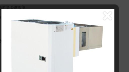 Chłodny Agregat monoblok chlodniczy do chłodni ATN100 7149732584 - Allegro.pl LM43