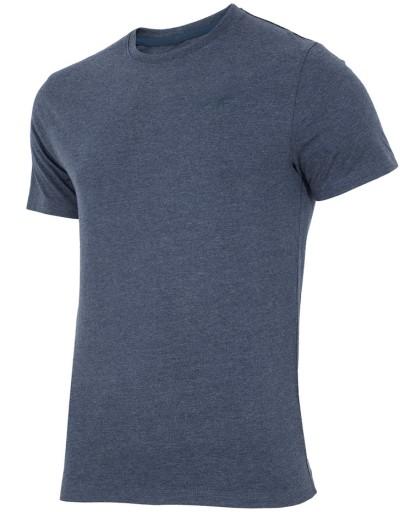 Koszulka męska 4F z krÓtkim rękawem T-SHIRT tu M 9951760499 Odzież Męska T-shirty VO VSDNVO-7