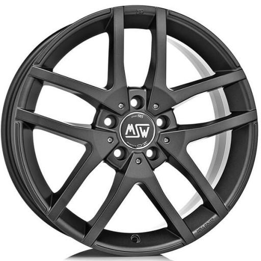 4x MSW 28 17'' 5x112 et45 felgi aluminiowe O-Z