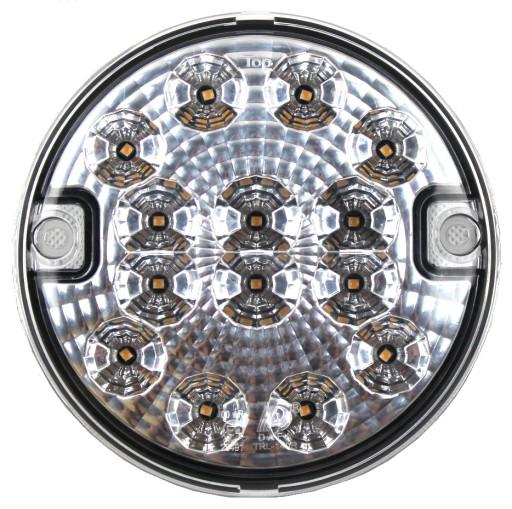 ZIBINTAS (LEMPOS-FAROS) GALINE ATBULINES EIGOS LED APVALUS 12/24V