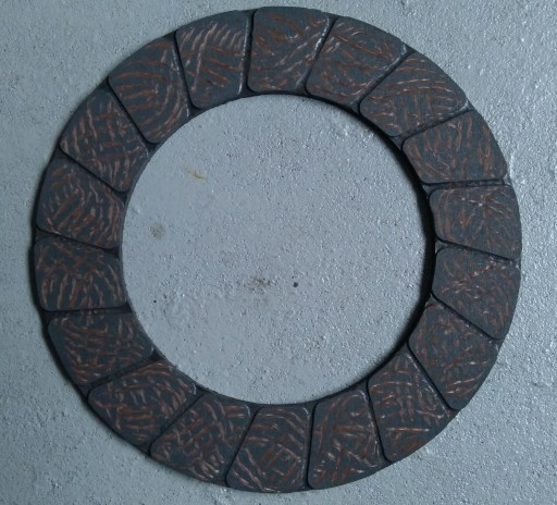 FACING PROTECTION CLUTCH 170X121X3,3