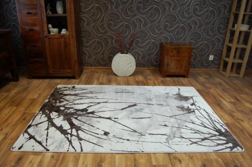 Dywany łuszczów Patara 200x300 Drzewo Brąz At1114