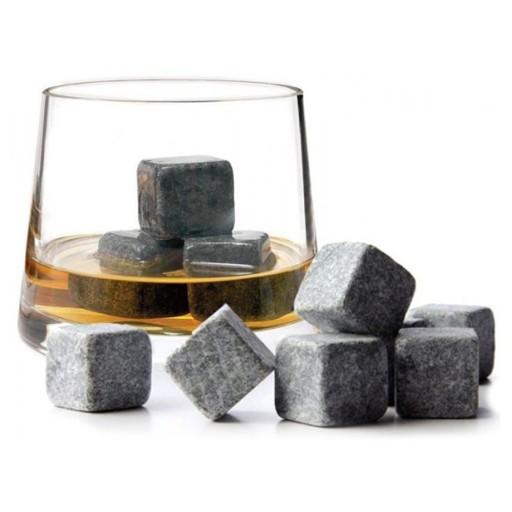 Kamienie Lodowe Kamienne Kostki Lodu Whisky Stones 8101164116 Allegro Pl