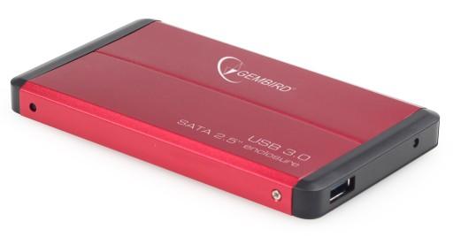OBUDOWA DYSKU 2,5 USB 3.0 SATA ETUI FV23 GEMBIRD R