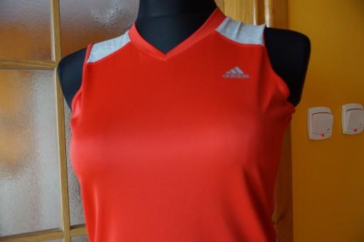 Adidas M 38 bluzka sportowa bieganie fitness pp