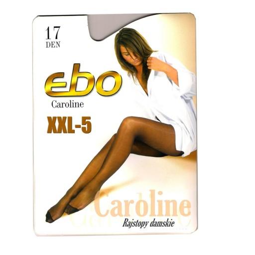 510a1e5628f60d EBO Rajstopy Lycra 17 den r.5 cienkie, 15 kolorów 5993846131 ...