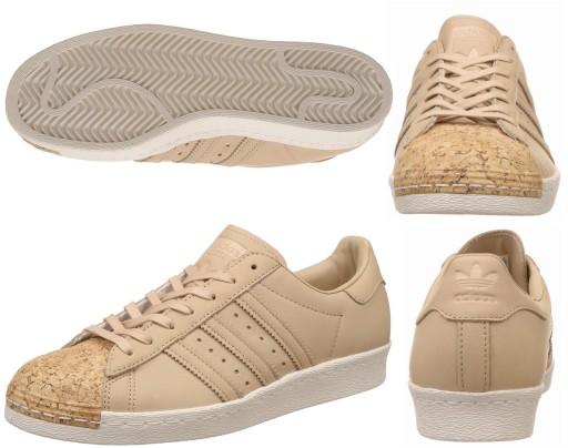 cheaper 37141 33083 Adidas Superstar 80s Cork buty sportowe - 41 13 7681162381 - Allegro.pl -  Więcej niż aukcje.