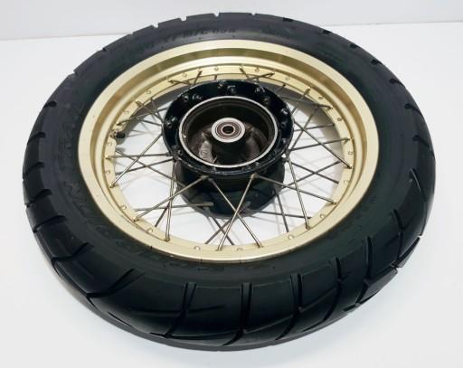 Honda Xl 600 Lm 85 89 Felga Tyl Kolo Opona Bodzanow Allegro Pl