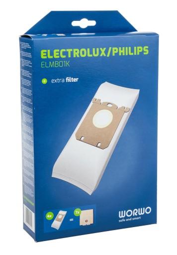 WORKI ODKURZACZA ELECTROLUX E200 ELMB01K EL01/P03