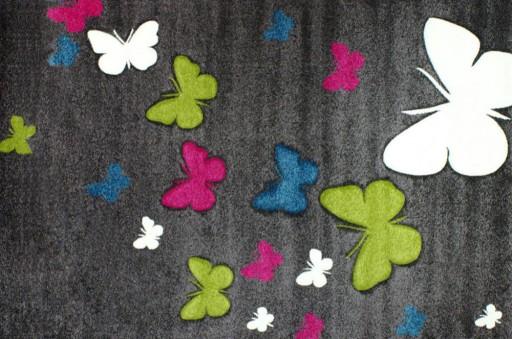 Dywan Butterfly Motylki Dywany Dla Dzieci 160x230