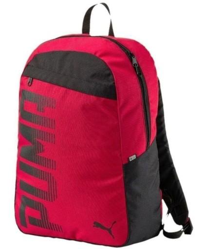 938a2f09c46ac Plecak szkolny Puma DAMSKIE plecaki szkolne 24L 7488341876 - Allegro.pl