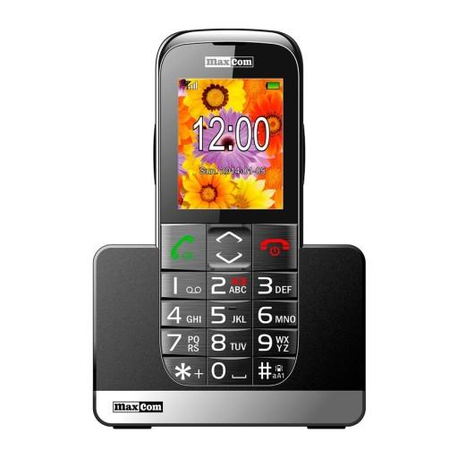 Telefon Komorkowy Dla Seniora Maxcom Mm720 6846153662 Sklep Internetowy Agd Rtv Telefony Laptopy Allegro Pl