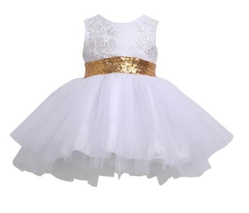 cf4f73f3ab Suknia balowa na wesele tiul TUTU sukienka 128 134 7320166916 - Allegro.pl  - Więcej niż aukcje.