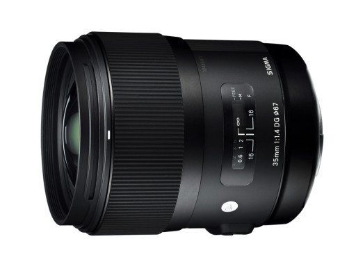SIGMA 35 f/1.4 Art Canon + test od Cichego