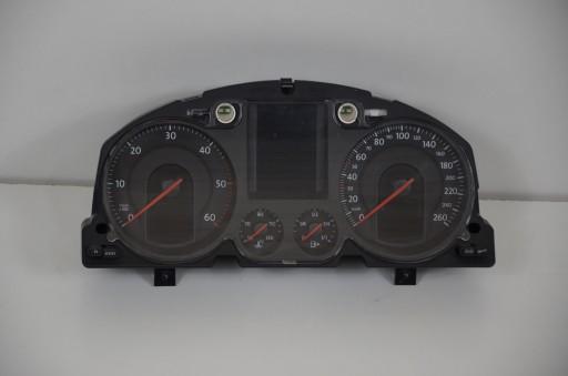 VW PASSAT B6 2.0 TDI LICZNIK 3C0920870Q