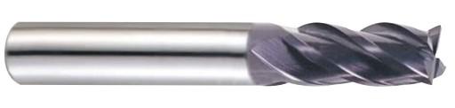 Frez NFPa fi 6 palcowy węglikowy 4-ostrzowy
