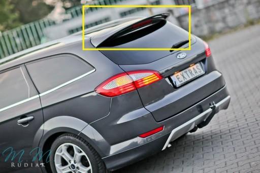 Ford Mondeo Mk4 Kombi Titanium Spoiler Daszek Lodz Allegro Pl