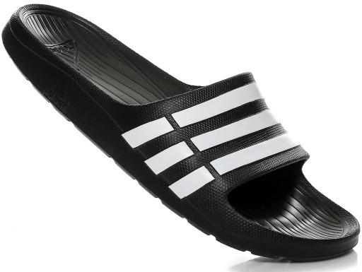 new product cfd95 faeb1 Klapki męskie Adidas Duramo Slide G15890 Różne r. 7531811175 - Allegro.pl -  Więcej niż aukcje.