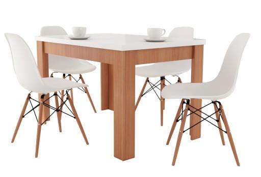 Stół Stoły Krzesło Krzesła Zestaw Stół Krzesła