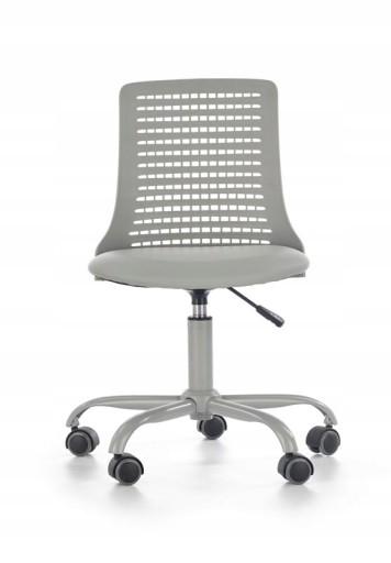 Młodzieżowe Krzesło Obrotowe Pure Do Biurka Popiel