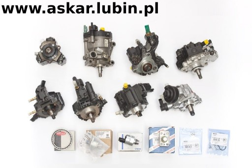 Pompa wysokiego ciśnienia Opel Corsa 1.3 CDTI