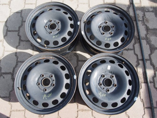 VW GOLF AUDI A3 SKODA OCTAVIA SEAT 5x112 ET50 6,5J
