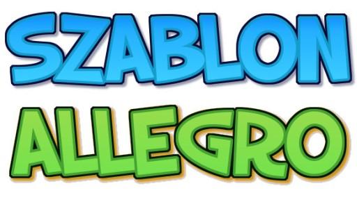 eeeafc2cb1b0a NOWY INDYWIDUALNY SZABLON AUKCJI ALLEGRO 2019 7755779886 - Allegro.pl