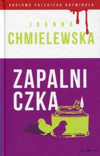 Zapalniczka. J. CHMIELEWSKA