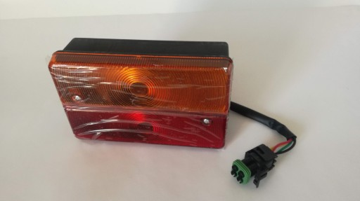 TAIL LIGHTS L / R JCB 3CX 4CX 700/26200