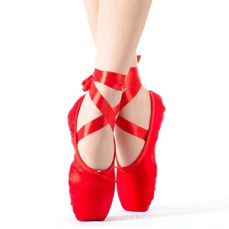 Buty Na Balet Baletowe Baletki Nakladki Na Palce 7582402362 Allegro Pl