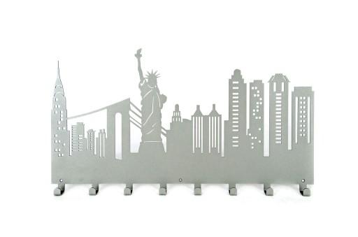 Wieszak Do Przedpokoju Na Ubrania Torebki New York