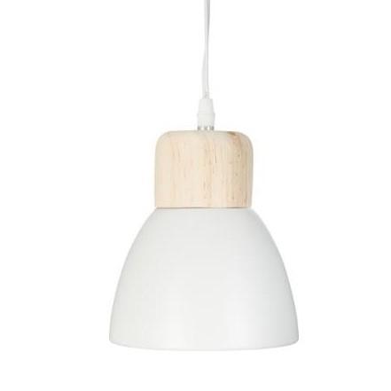 allegro lampy wiszące z dodatkiem drewna