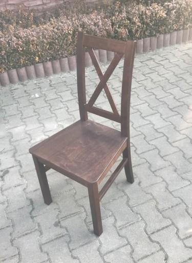 Krzesłokrzesła G140 Promocja Drewniane Producent