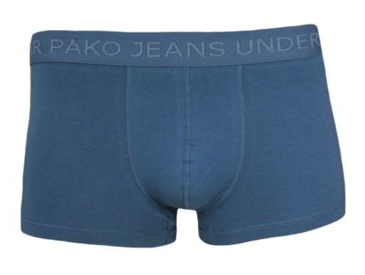 Klasyczne Męskie Bokserki –Pako Jeans- XL- wys.8h