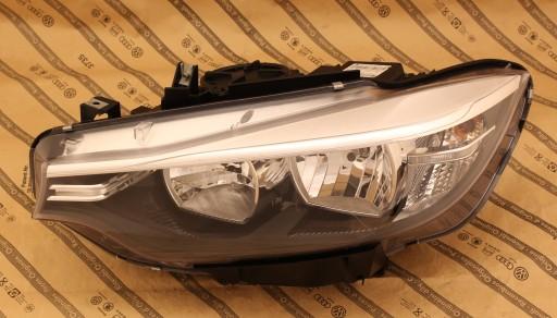 BMW 4 F32 F33 F36 13-16 фара передняя обычная H7