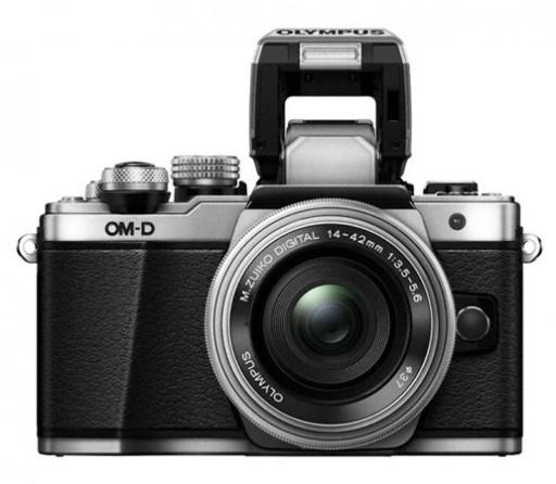 Olympus OM-D E-M10 Mark II + 14-42 f/3,5-5,6 sr