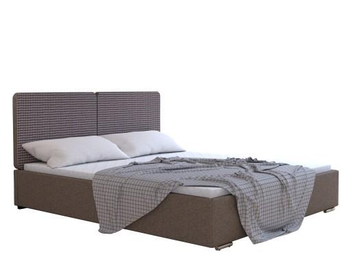 łóżko 180x200 Szymek Podwójne łoże Małżeńskie