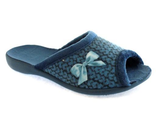 KLAPKI damskie KAPCIE obuwie domowe BEFADO r. 40
