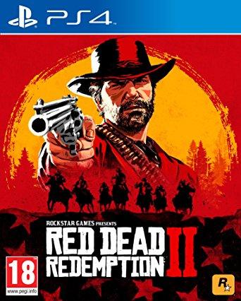 RED DEAD REDEMPTION 2 PO POLSKU PS4