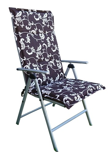 Ekskluzywna Poduszka Na Fotel Ogrodowy Leżak