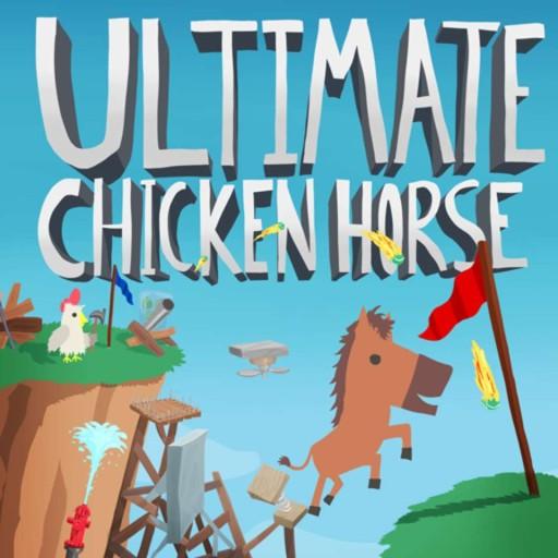 ULTIMATE CHICKEN HORSE PL STEAM KLUCZ AUTO +GRATIS
