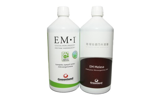 Zestaw do namnażania Efektywne Mikroorganizmy 1l